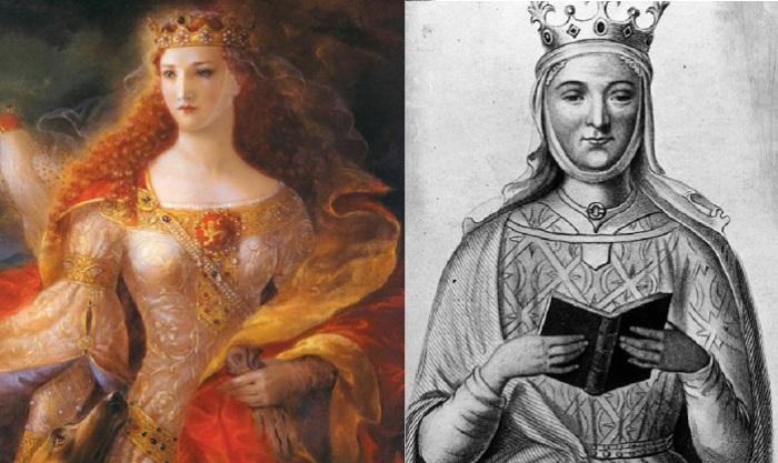 Картинки по запроÑу Ðлиенора ÐквитанÑкаÑ: ÑÐ°Ð¼Ð°Ñ Ð¶ÐµÐ»Ð°Ð½Ð½Ð°Ñ Ð½ÐµÐ²ÐµÑта, королева Ðнглии и Франции