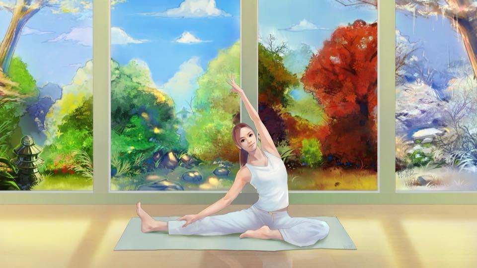 Чем отличается практика йоги зимой и летом