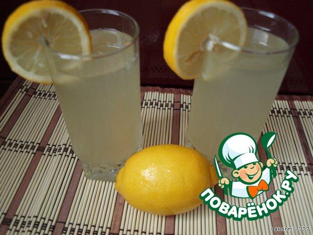 Безалкогольные напитки. Домашний лимонад