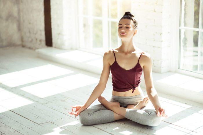Йога для похудения живота — …