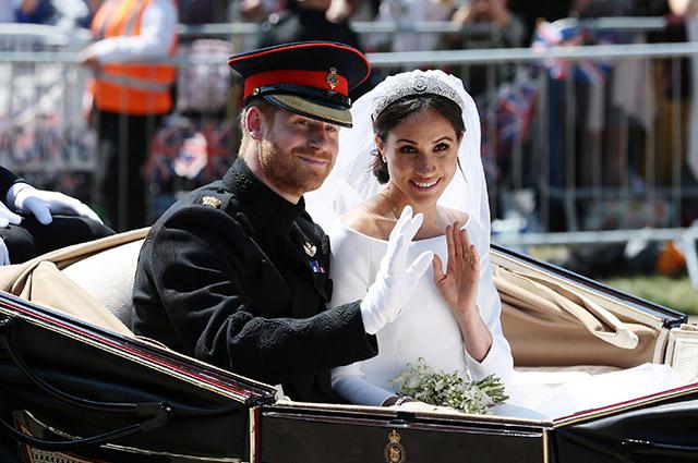 Меган Маркл рассказала трогательные подробности своего свадебного образа