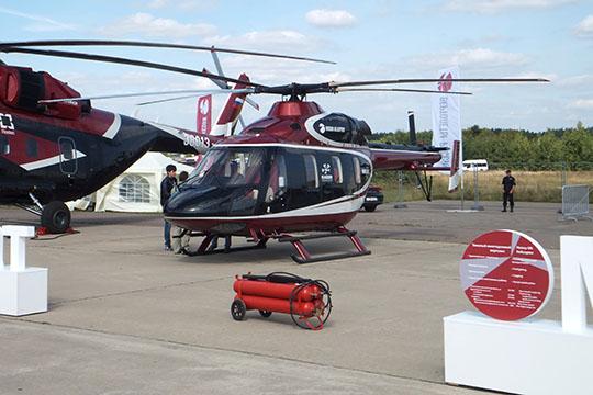 Казанский вертолетный завод …