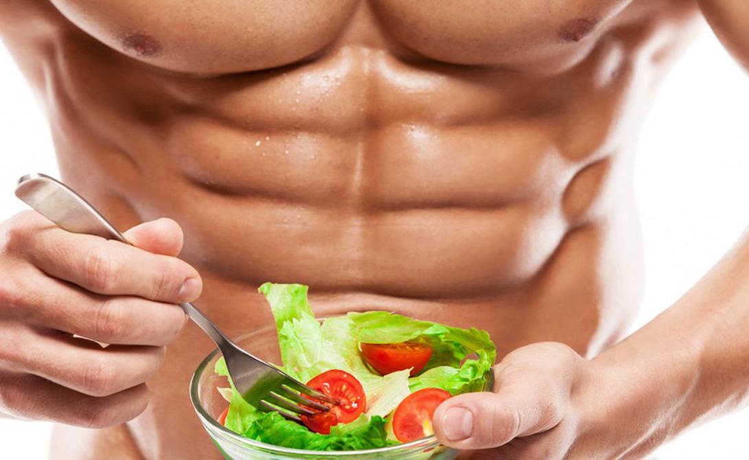 Белая смертьВысокий уровень сахара в крови также негативно воздействует на скорость восстановления тестостерона. Быстрые углеводы — макароны, хлеб, выпечка — только по большим праздникам.