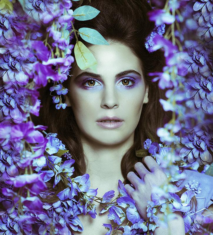 Фотопрект «Таинственный сад». Потрясающие сюрреалистические портреты фотографа Даниэлы Мэджик - 13