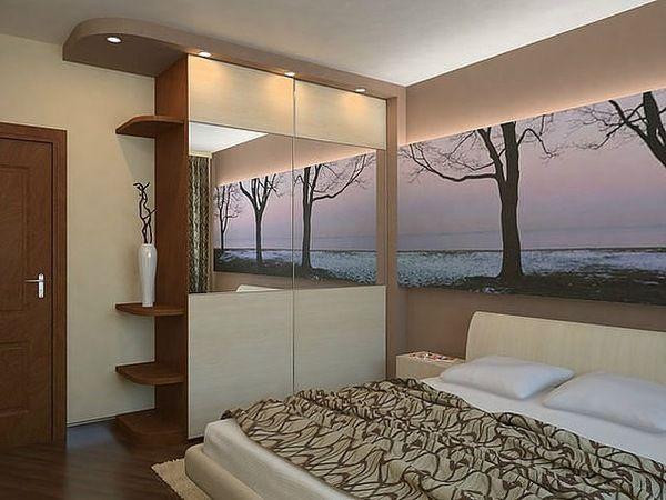 Маленькие спальни дизайн в хрущевке