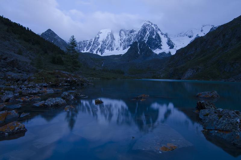 Dissertation Of Recreation In Altai