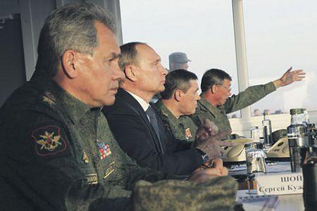 Армия протестировала в деле оборонный потенциал страны