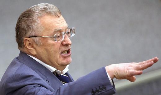 Жириновский: если турки войдут в Сирию, РФ должна будет признать Курдистан