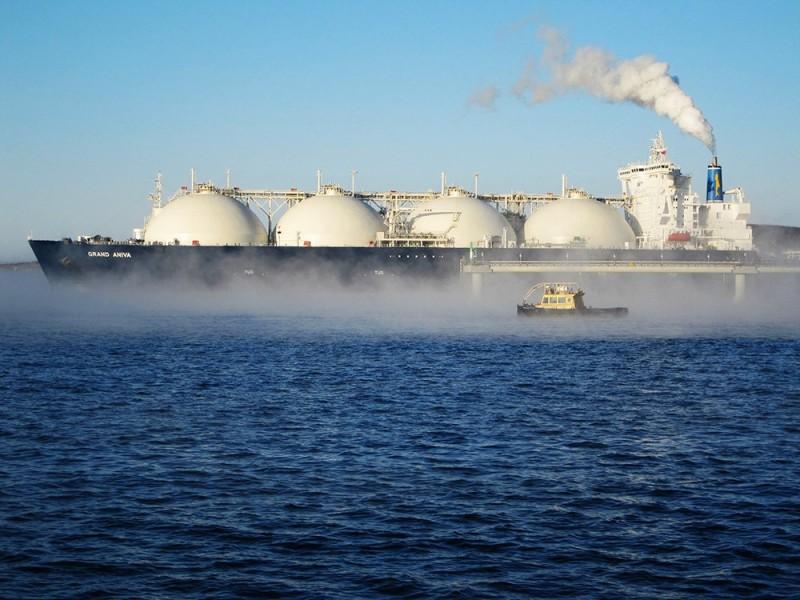 Китай отказался от газа