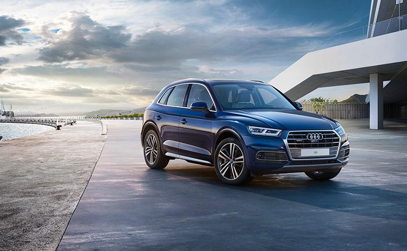 Audi Q5: Да здравствует лень!