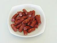 Режем колбаски