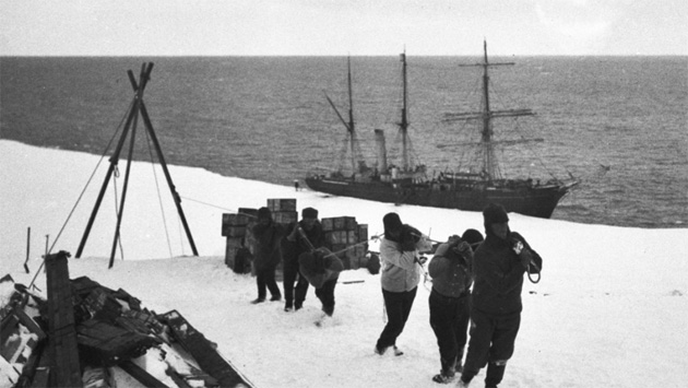 Дуглас Моусон: борьба с Антарктикой