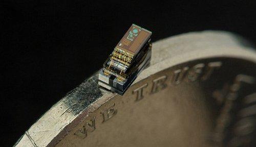 Компьютер Michigan Micro Mote