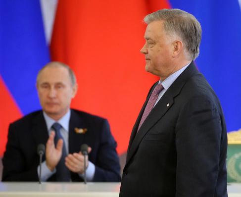 Bloomberg: Опальный олигарх Якунин посоветовал приближенным Путина «знать свое место»