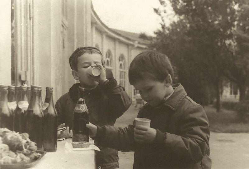 газированные напитки в ссср