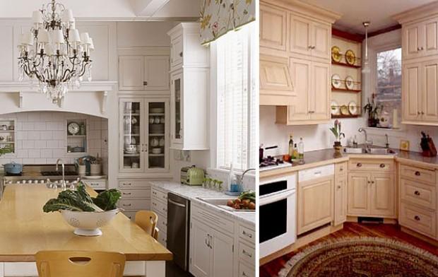Английский стиль в дизайне интерьера кухни