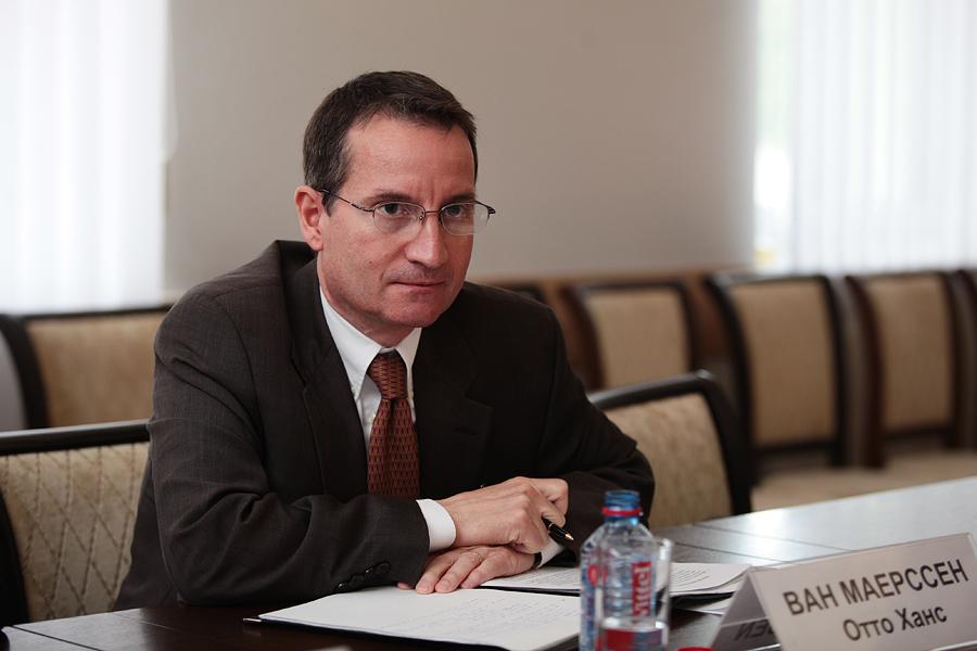 Генконсул США Отто Ханс Ван Маерссен выступил с антироссийской речью в Екатеринбурге
