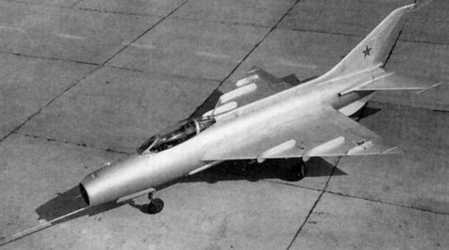 Экспериментальные истребители серии Е прородители МиГ-21