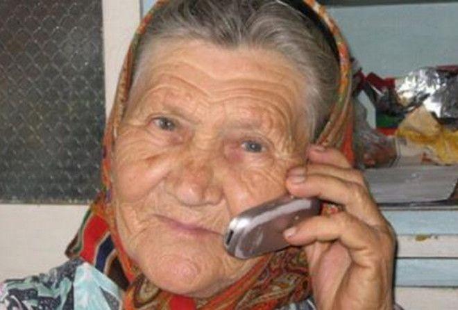 Бойкая бабуля развела мошенн…
