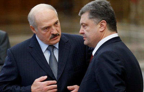 Лукашенко раскрыл детали обсуждения «шпионского дела» с Порошенко