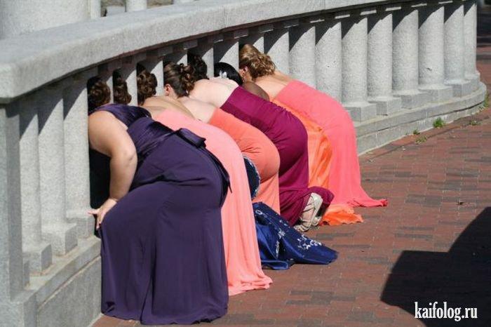 Весёлые фото девушек (50 фото)