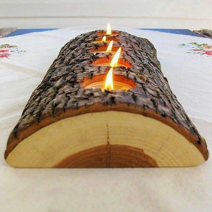 Натуральная красота - идеи для оформления интерьера с помощью дерева