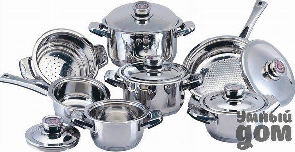 8 главных материалов для кухонной посуды. Что выбрать?