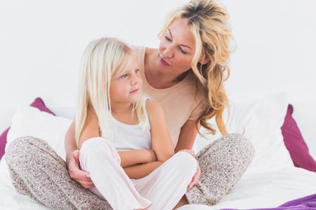Как справляться с плохим поведением ребенка