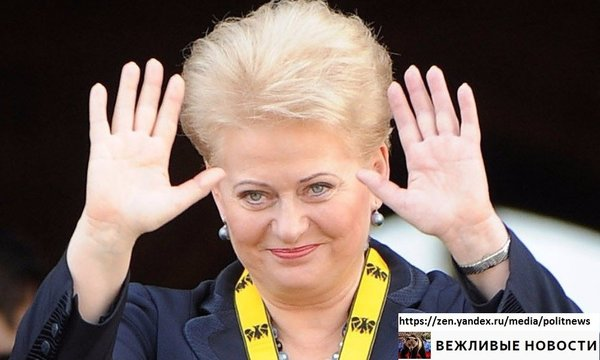"""Литва останется """"верным псом…"""