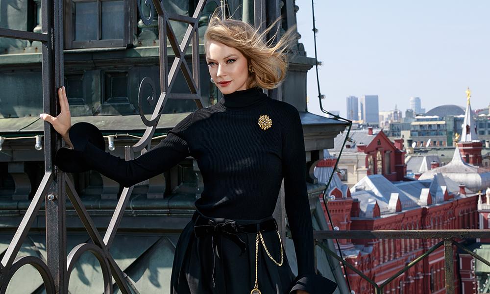 """Светлана Ходченкова: """"Влюбленность не всегда помогает в работе"""""""