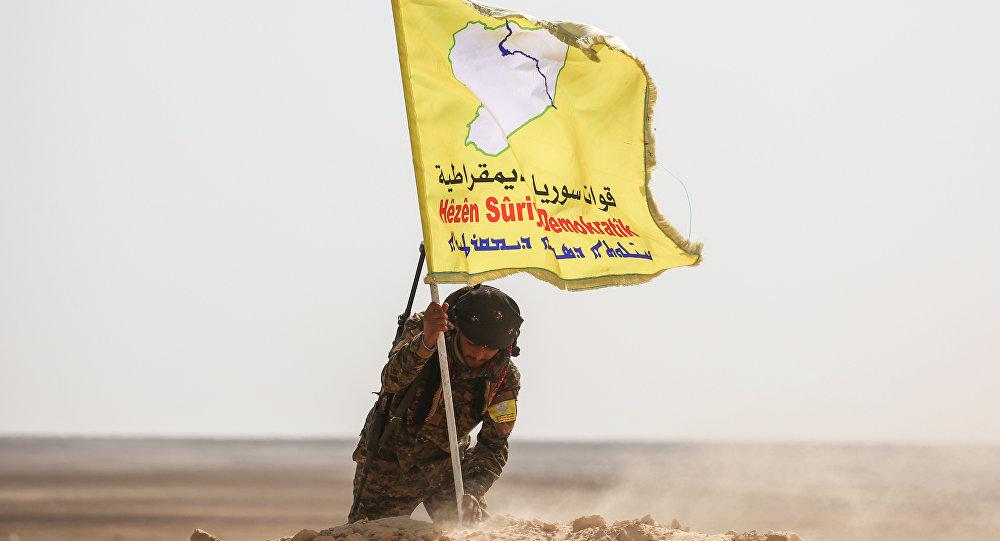 SDF готовы вступить в САА