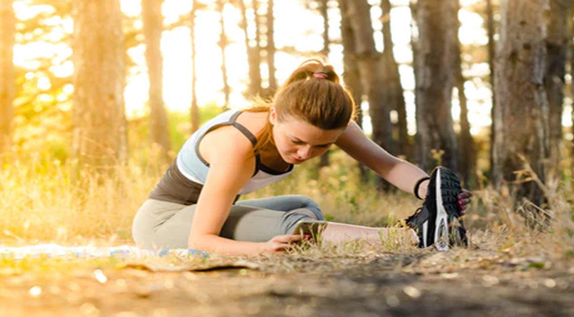 5 легких упражнений для пресса.