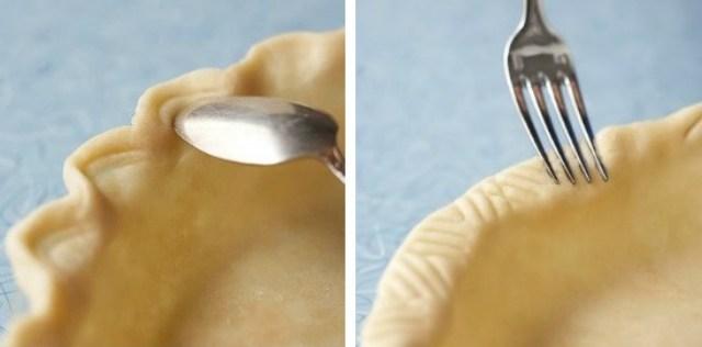 Украшение пирогов из теста пошагово