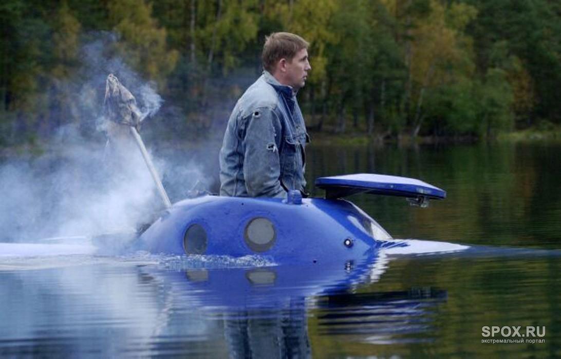 сумасшедшая резиновая лодка фильм