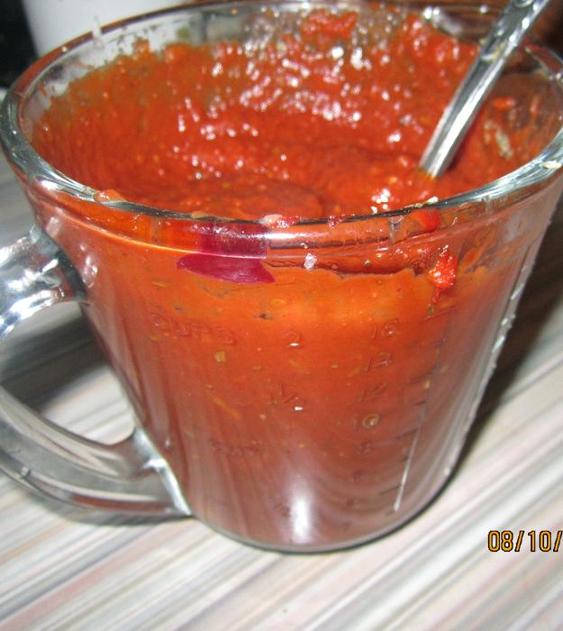 Сказка о кетчупе и о далёких временах