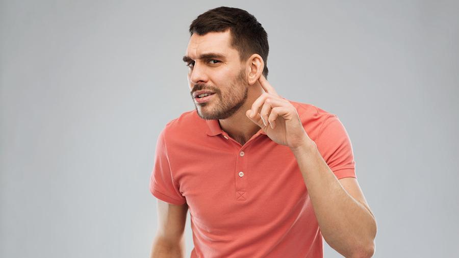 Зарядка для ушей