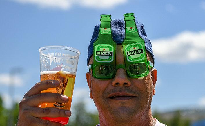 Newsweek, США. В России кончается пиво? Зарубежные фанаты выпили все пенное