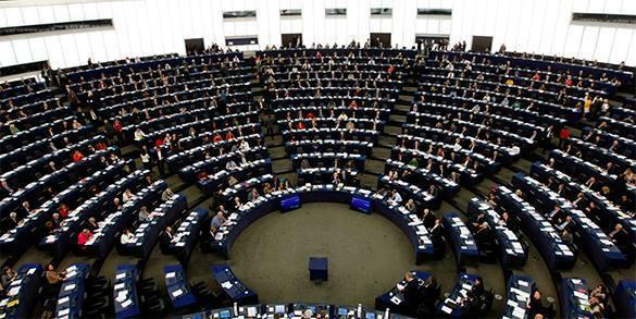 Украинца с позором выгнали с пресс-конференции в Европарламенте