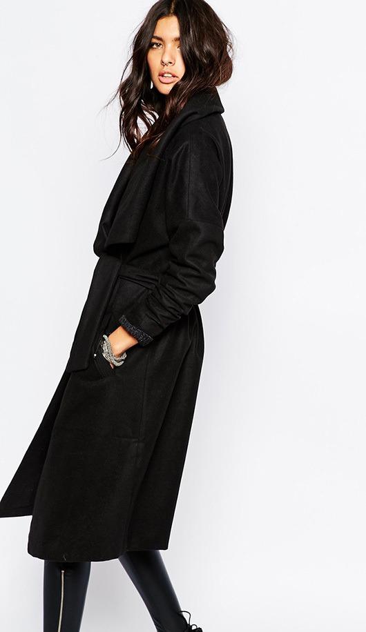 Хит сезона: длинные пальто