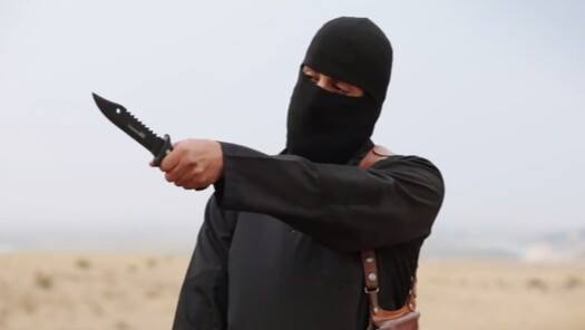 Террорист ИГИЛ, похищающий ж…