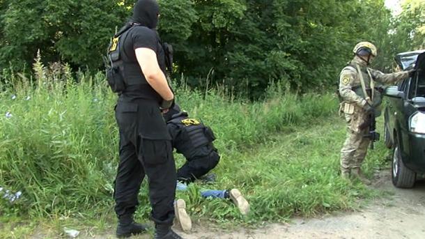 ФСБ задержала украинский погранотряд, приехавший в Брянск мыться в бане