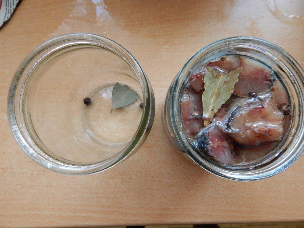 Домашние консервы из карасей в домашних условиях