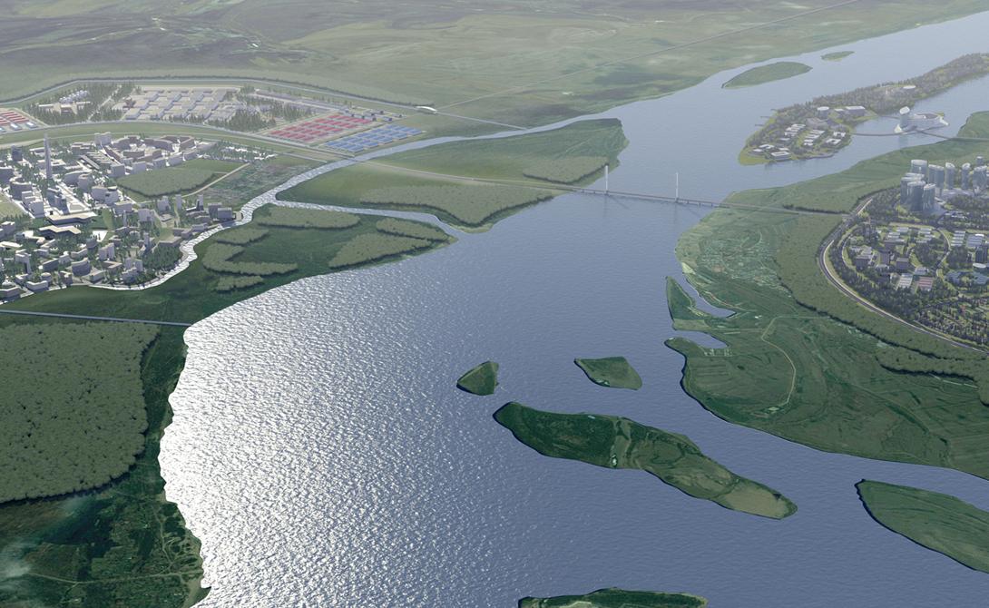 10 самых длинных рек на планете