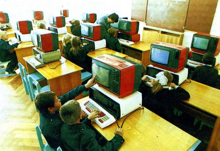 Как выглядели в СССР привычные нам устройства