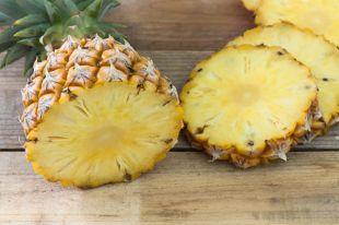 Что делать с ананасом, чтобы его сок не раздражал губы и рот?