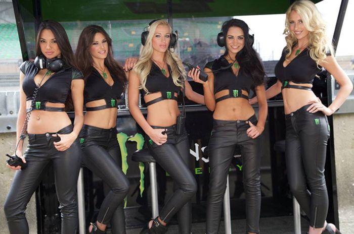 Девушки из Monster Energy (44 фото)фото 22