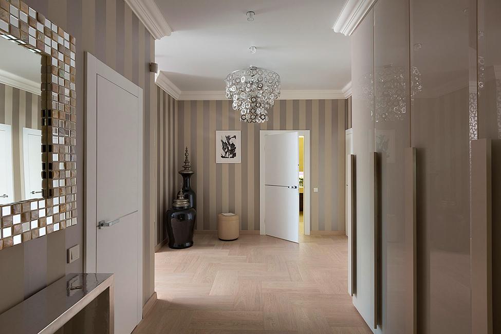 Пример оформления квартиры