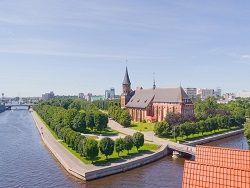 Литва присоединила Калининград, пока этнографически