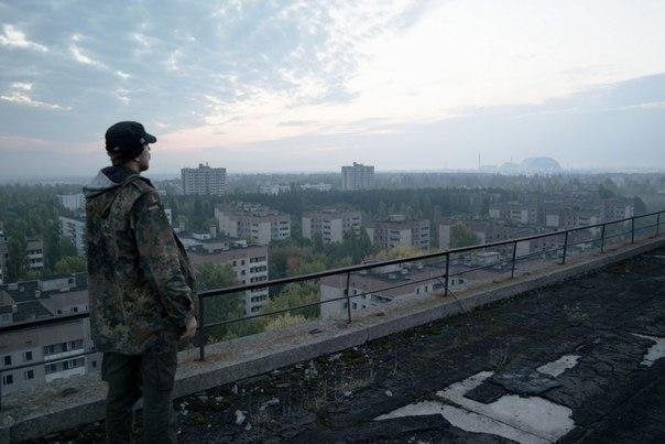 Минчанин прожил три дня в Припяти, ночуя в заброшенной квартире