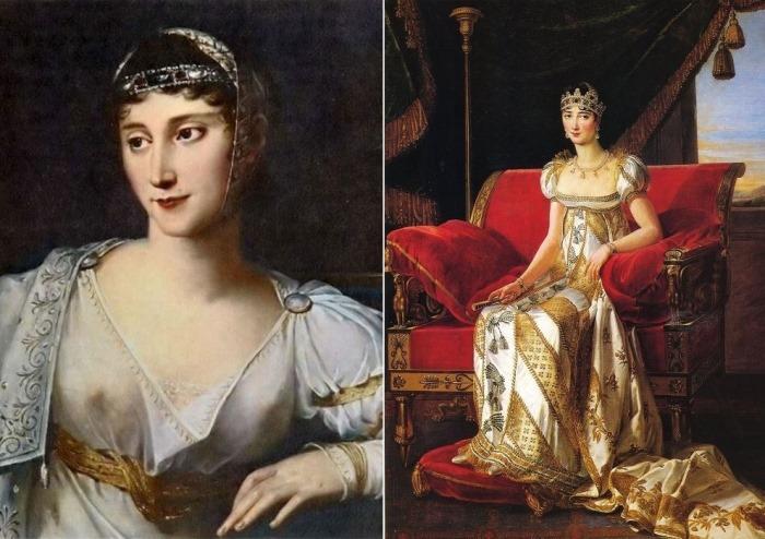 Сестра Наполеона Полина Боргезе